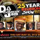 Da Comedy Jam Reunion Show The Asher Theatre Myrtle Beach