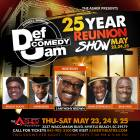Def Comedy Jam Reunion Show The Asher Theatre Myrtle Beach